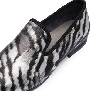 Tiger Skin Luxury Loafers