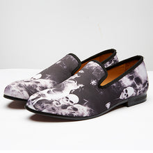 High Skeleton Luxury Loafers