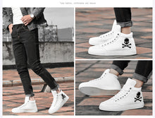 Luxury High Top Star Shoes