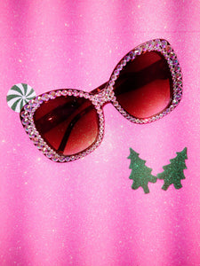 Swarovski bling Sunglasses