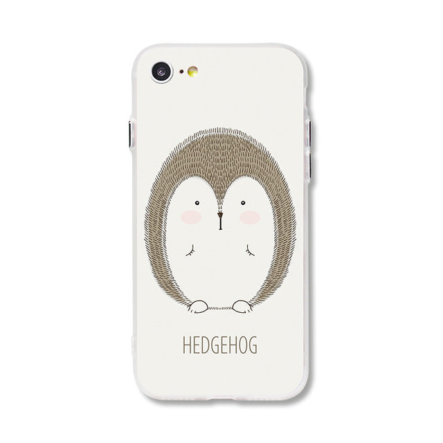 Silky Hedgehog™ Case For iPhone