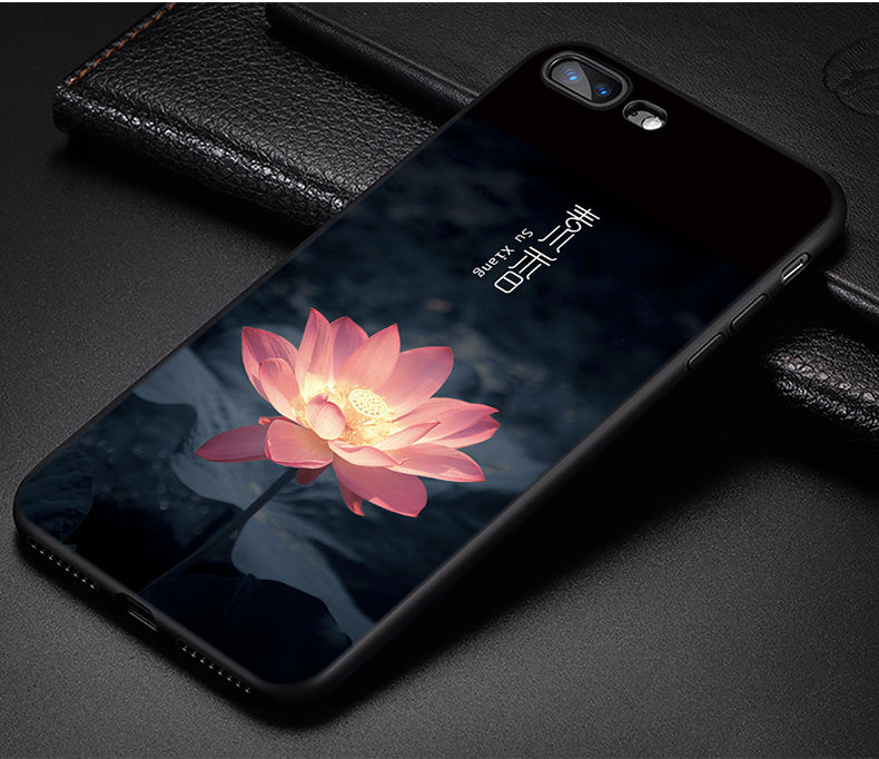 Silky Flower™ Case For iPhone