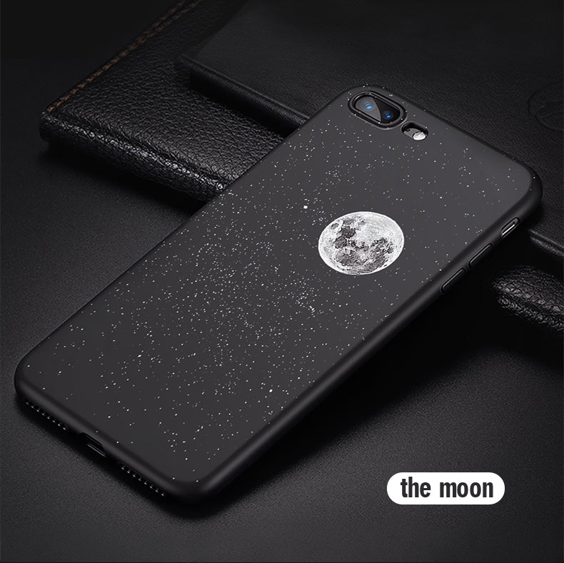 Silky Moon™ Case For iPhone