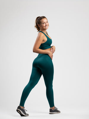 VBRNT Leggings - Torqouise