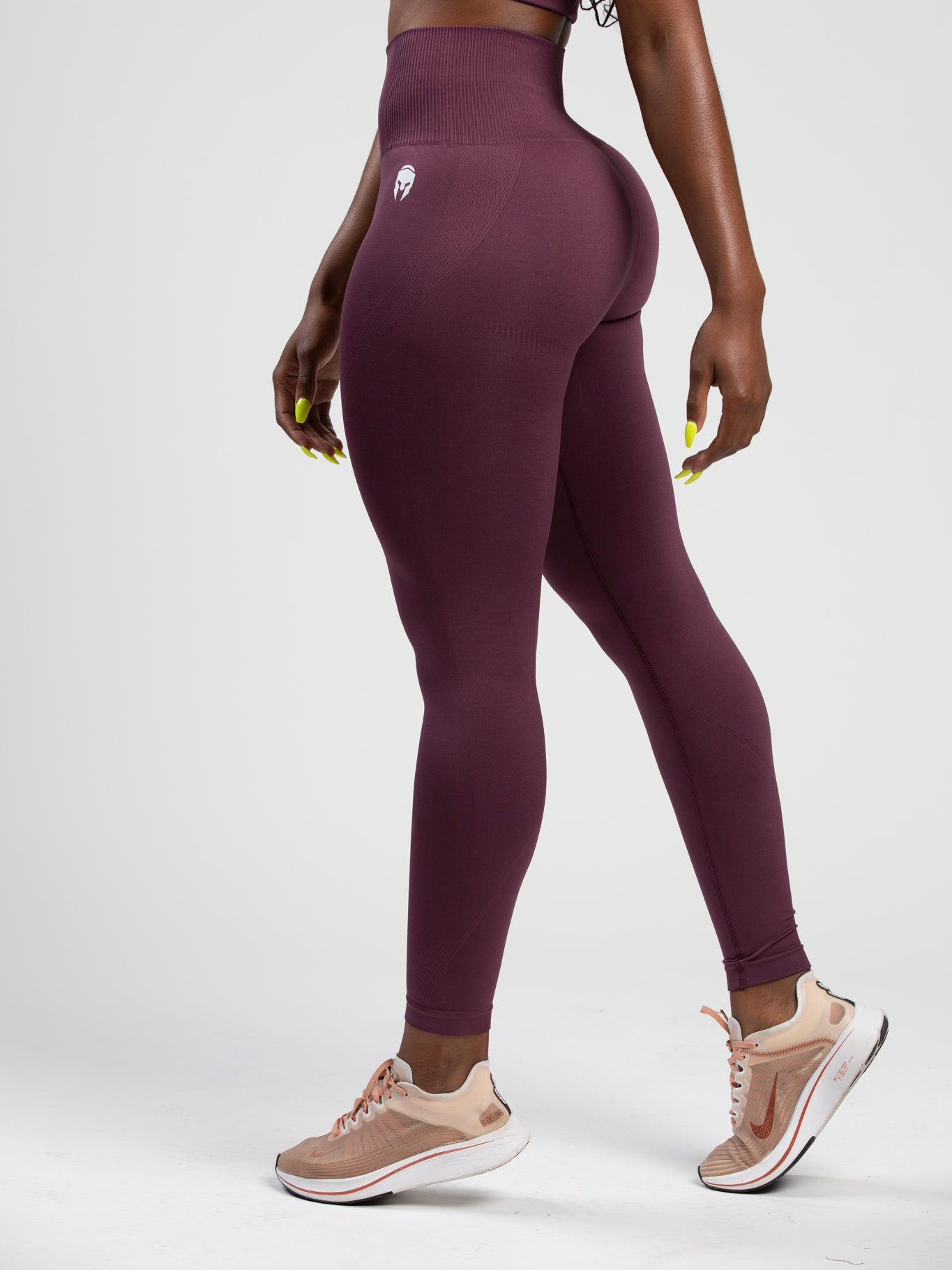 VBRNT Leggings - Purple