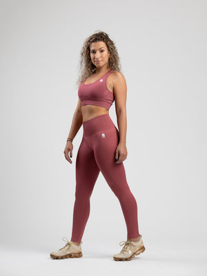 VBRNT Leggings - Pink