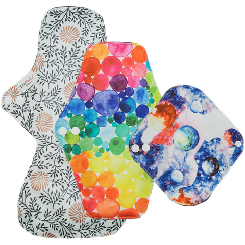 Cloth pads and liners