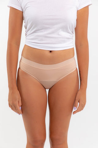 Youth Orgaknix Bikini - Jasmine beige (15-20ml) - Eco Period Australia