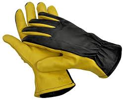 Gold Leaf Gloves - Dry Touch