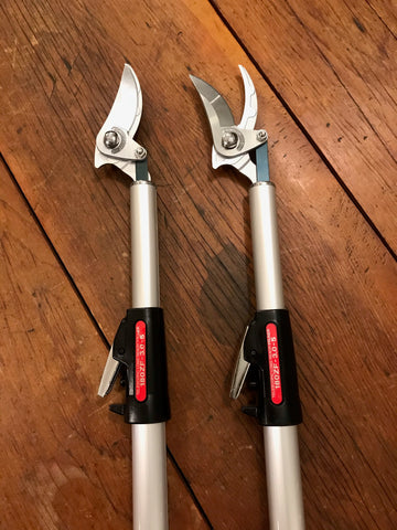 ARS Cut & Hold Long Reach Pruners