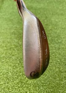 "Adams Golf ""Tom Watson"" 52* Gap Wedge, RH, Performance Lite Wedge Flex Steel Shaft- Fair Condition"