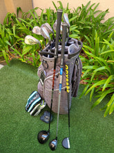 Callaway 2019 Complete Golf Set, Callaway Irons & Woods Callaway Driver, Odyssey Putter , New Lynx Cart Bag in Excellent Condition!