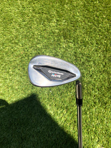 TaylorMade M4 Approach Wedge,RH,True Temper Stiff Steel Shaft- Fair Condition!!!