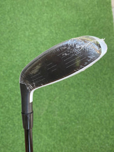 TaylorMade AeroBurner 25* 5 Hybrid,RH,Fujikura Atmos Regular Graphite Shaft- NEW