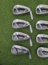 "TaylorMade M2 4-AW Iron Set, RH, ""HEADS ONLY"", Very Nice!!!"