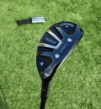 Callaway Rogue Tour TC 4 Hybrid 21* - GD Tour AD HY-65s - Stiff - RH +HC, NEW!