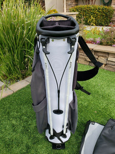Callaway Golf 2019 Epic Flash Double Strap ,4 Way Stand Bag + Rain Hood.,New!!