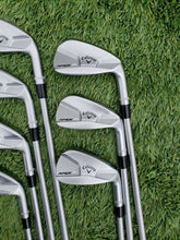 CALLAWAY APEX MB FORGED IRONS (4-PW) Steel KBS Tour C taper 130 Extra Stiff,Nice