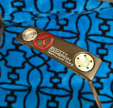 Scotty Cameron Tour Black Newport 2 T22 Terylium Circle T Putter With COA-NEW