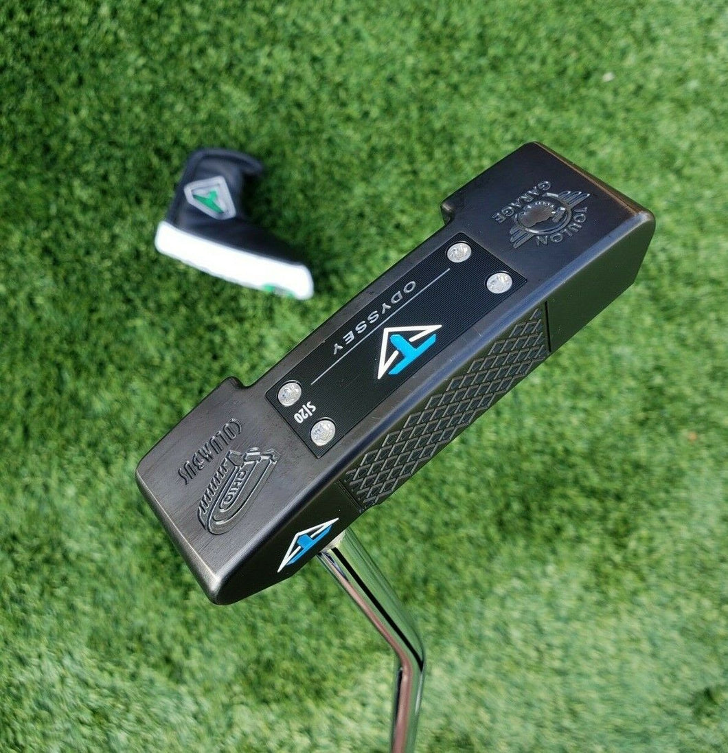 TOULON DESIGN Tour Garage Black Pearl Columbus Putter 35