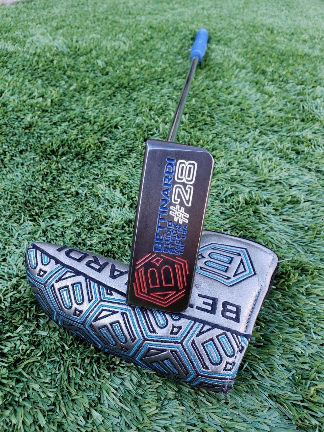 Bettinardi Studio Stock 28 Center Shaft Putter 34