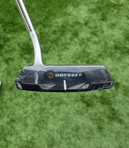 "ODYSSEY 2019 STROKE LAB DOUBLE WIDE PUTTER w/ Headcover, 34"" BRAND NEW!"