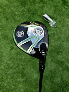 Callaway Epic GBB SZ, Project X HZRDUS Tour Issue TC 3 + Wood 13.5° X Stiff ,HC