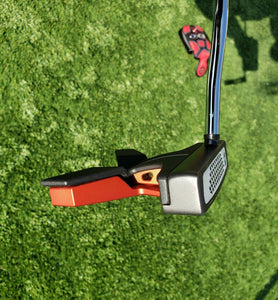 "EXO Indianapolis 35"" Tour Issue TCxxxxx Stamped Putter EXO + HC, EXCELLENT!!"