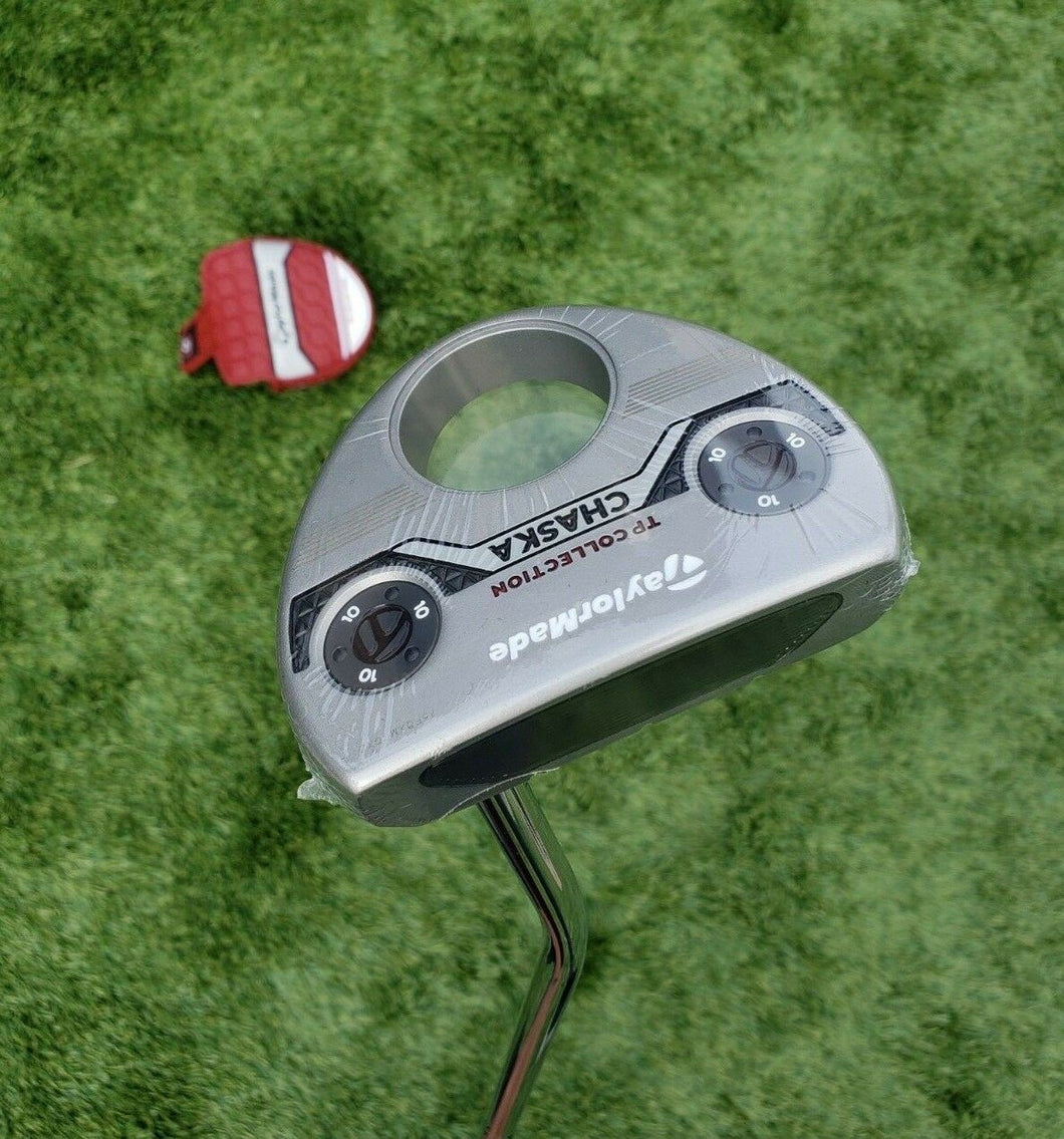 New - Taylormade TP Collection SuperStroke Chaska Putter - RH - 34
