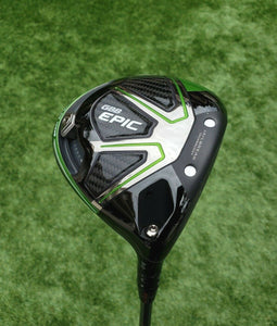 Tour Issue Callaway GBB EPIC 9* Driver, Project X HZRDUS T800 Stiff, TC serial #