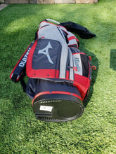 Mizuno BR-D4c 2018 Golf 14 Way Cart Bag Red/Gray/Blue BRAND NEW WITH TAGS!