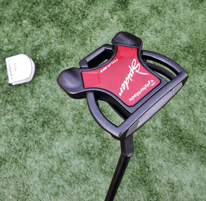 TaylorMade 2018 Tour Black Spider Putter, 34