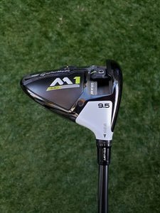 TAYLORMADE M1 440 2017 TOUR ISSUE 9.5* RH DRIVER,SPEEDER 661 TOUR SPEC X STIFF!