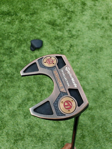 "TAYLORMADE TP COLLECTION ARDMORE 3- 34"" Putter -Super Stroke, No HC, Very Nice!"
