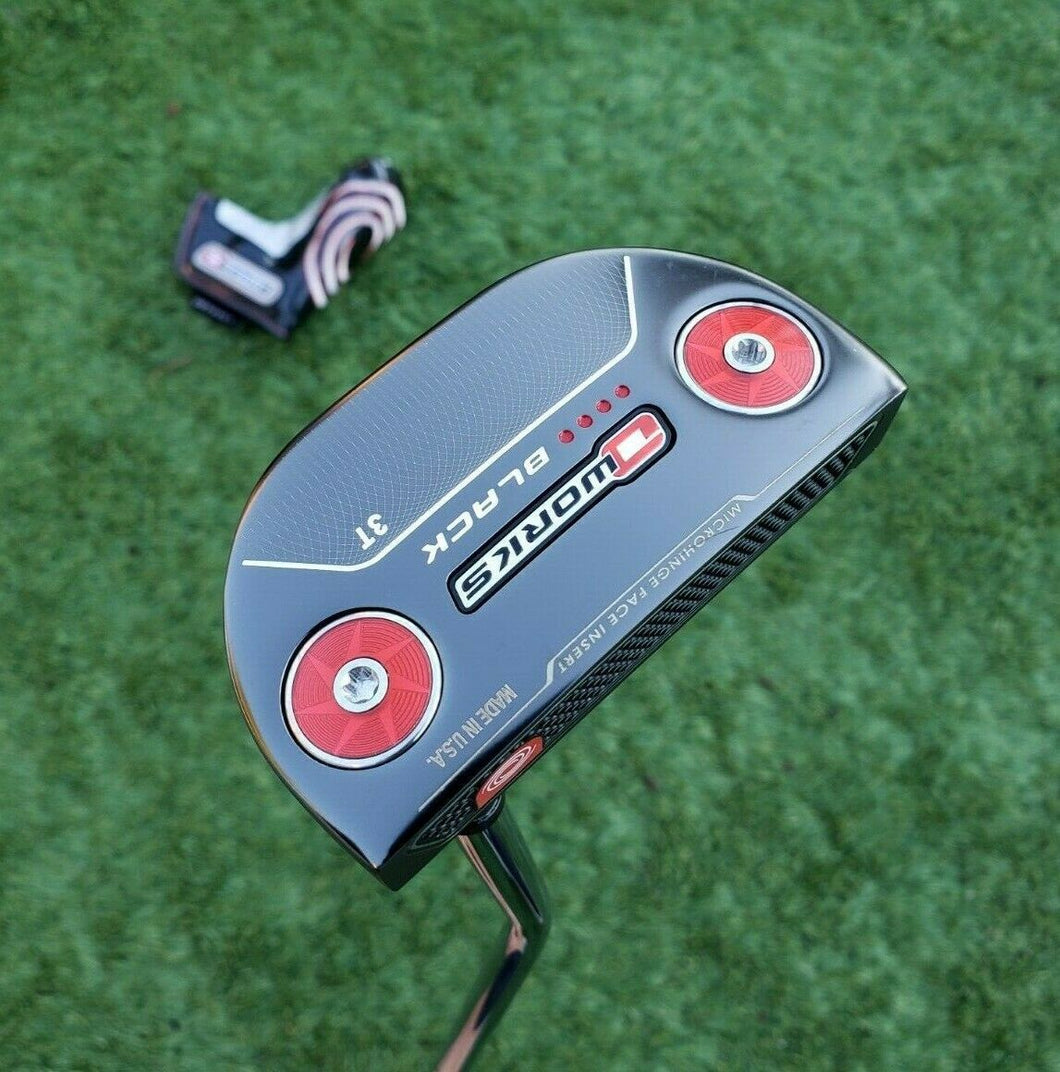 Tour Issue Odyssey O WORKS 3T Black Putter 34
