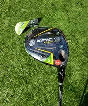 New 2019 Callaway Epic Flash Sub Zero 5 Wood 18° - Project X Evenflow Stiff,+ HC