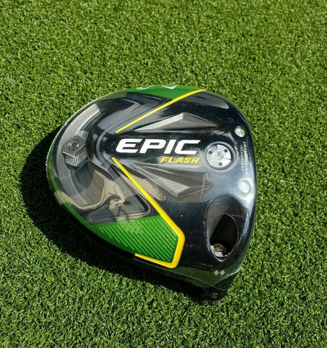 NEW! TOUR ISSUE CALLAWAY EPIC FLASH SUB ZERO 9.0° ◇◇ DIAMOND DRIVER HEAD ONLY