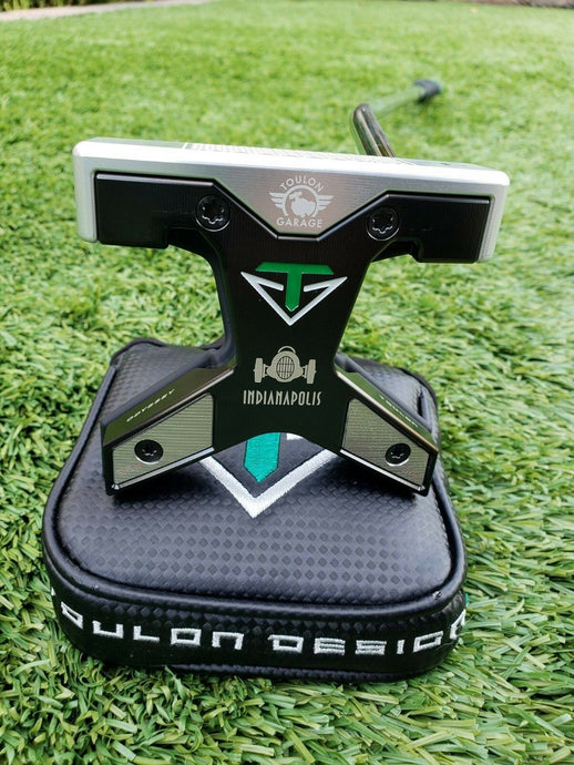 Toulon Odyssey Indianapolis Garage Putter,with 25g weights 35