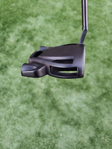 "TaylorMade 2018 Tour Black Spider Putter, 34"", Right Hand, Blk Shaft, +HC, Nice!"
