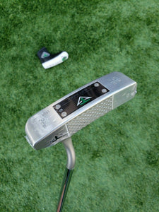 "BRAND NEW Toulon Odyssey Long Island Milled 303 SS Putter w. A/7 weights 35"" +HC"