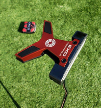 "TOUR ISSUE EXO ODYSSEY INDIANAPOLIS , 35"", TCxx Stamped Putter  + HC, EXCELLENT!"