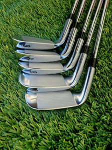 Callaway, Extremely Rare,PGA Tour Players MB1 Irons 6-PW, Project X LZ 6.5 125g