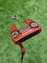 "TAYLORMADE TP COLLECTION ARDMORE 2 Red 35"" Putter -Super Stroke + HC, Great!"