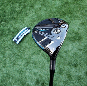 Callaway Tour Issue Rogue 15° 3 Wood,Tensei Orange 80 TX X Stiff TC serial + HC