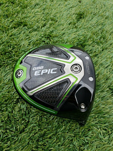 Tour Issue! CALLAWAY GBB EPIC SUB ZER0 10.5* DRIVER -Head Only- (TC Stamp),MINT