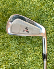 TaylorMade 300 Forged 5 Single Iron, RH, FCM 5.0 Rifle Flighted Precision Regular Steel Shaft- Very Nice Condition