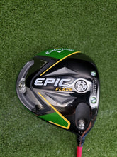 Tour Issue Callaway Epic Flash Sub-Zero Triple Diamond 10.5* Driver,RH,PX Hzrdus Stiff Shaft,NEW