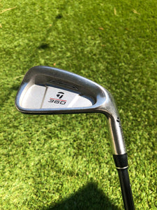 TaylorMade 360 6 Single Iron,RH,TaylorMade Lite Regular Graphite Shaft-FAIR