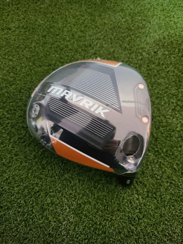 Callaway Mavrik 9°  Driver Head Only, Brand New In Plastic.