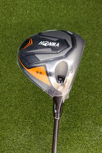 New Honma Tour World TW747 455 Driver 9.5* Vizard 747 60X Extra Stiff, RH + HC